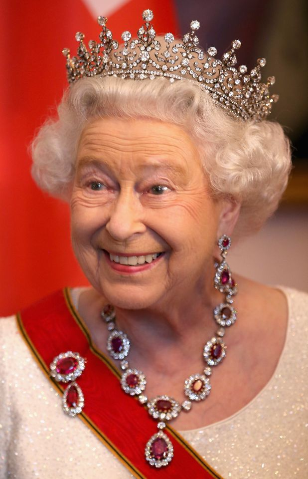 I know hu?! I feel much better than this afternoon, my headache went away!  Thank you Queeny I'm glad to see you too!!    Queen Elizabeth's 90th birthday: 150 of her favorite outfits to go on display