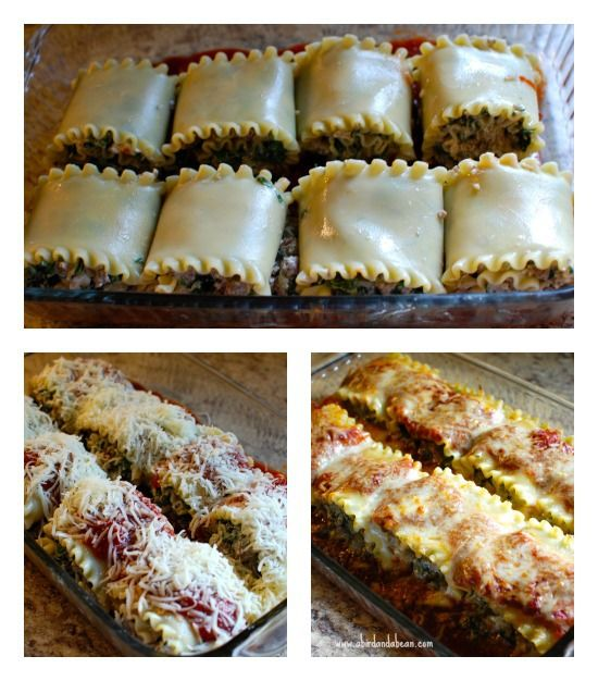Are you looking for The Best Lasagna Roll Ups recipe ever? eYou found it. These are so simple to make and so delicious! Easy comfort food, without the guilt.