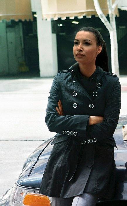 Santana Lopez Glee