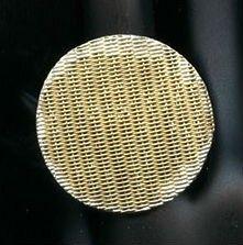 www.gallerysanivia.com Mosiężny pierścień rękodzieło biżuteria artystyczna