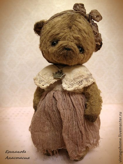 Teddy Bears handmade. Fair Masters - handmade Tosya. Handmade.: