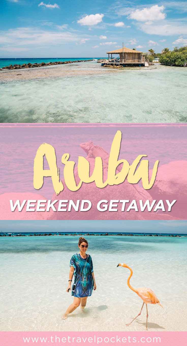 Absolutely loved everything about Aruba and it felt like a true tropical paradise like I've never experienced before!