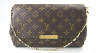$850 Louis Vuitton Favorite PM In Monogram From 2013