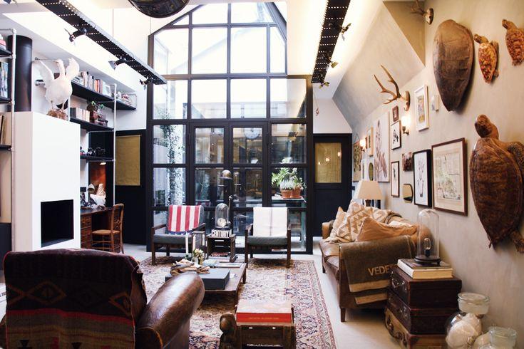 Roomed kijkt binnen bij: James van der Velden van Bricks Amsterdam   | roomed.nl