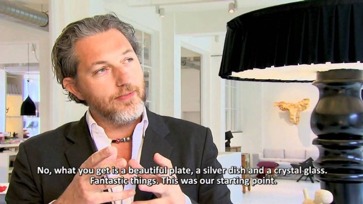 MAD Visionary Marcel Wanders discusses a design project for KLM Royal Du...