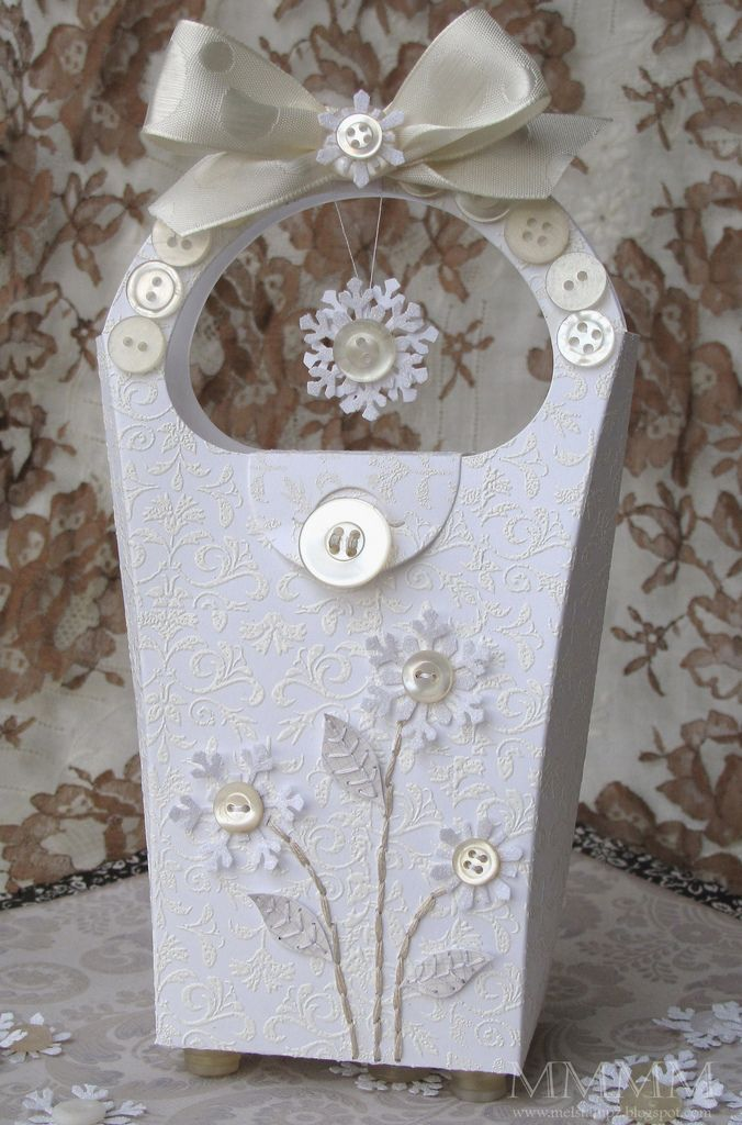 Lovely gift boxes and templates