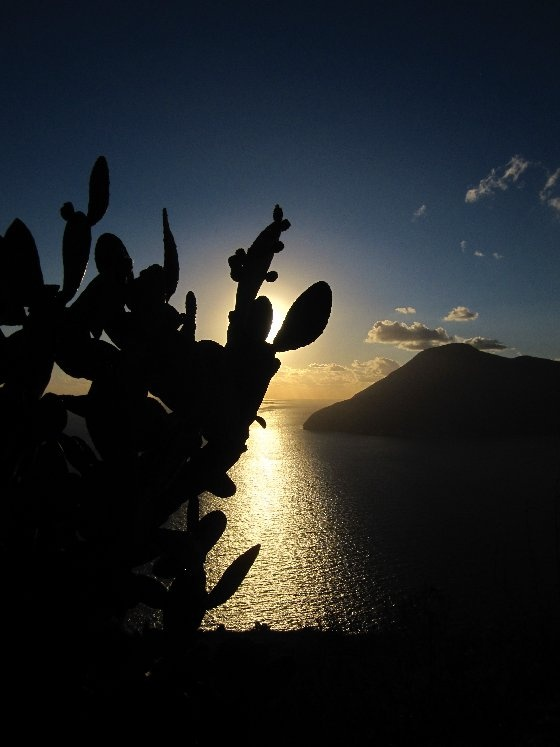 Il profumo del silenzio a #Lipari (#sicilia)