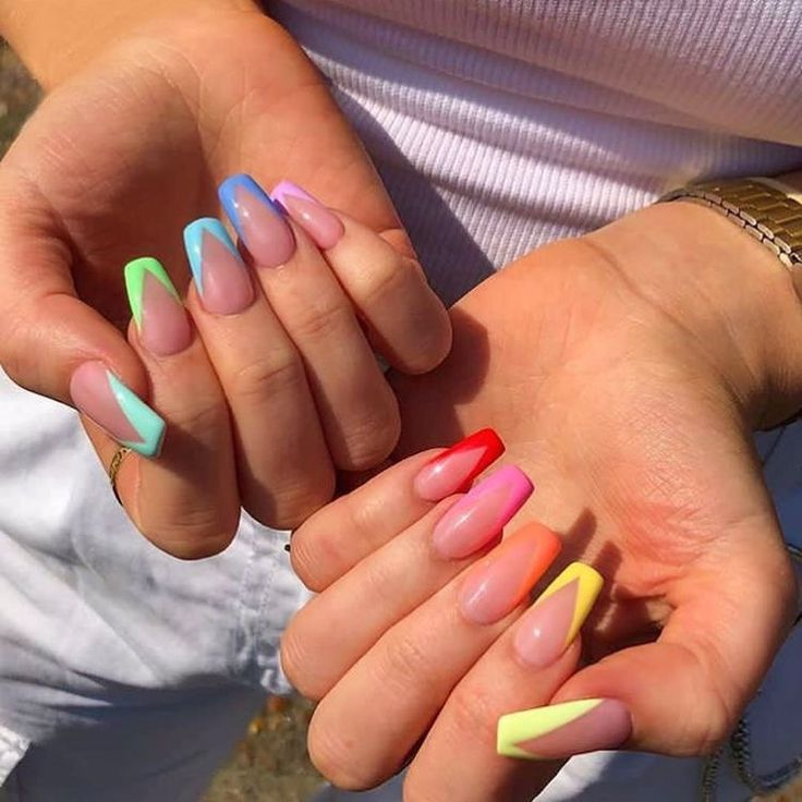 54 The Brightest Spring 2020 Nail Trends That Are SO