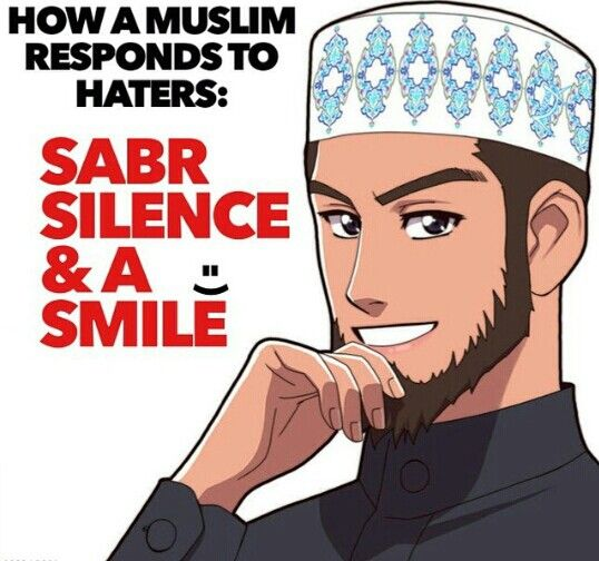 A true muslim :)