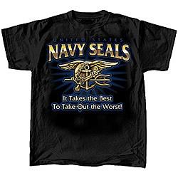 U.S. Navy SEALs.