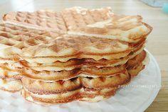 My 'little' family of 5 » Recept: Basisbeslag voor wafels #recept #wafels
