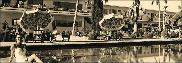 First, The Hotel Playa