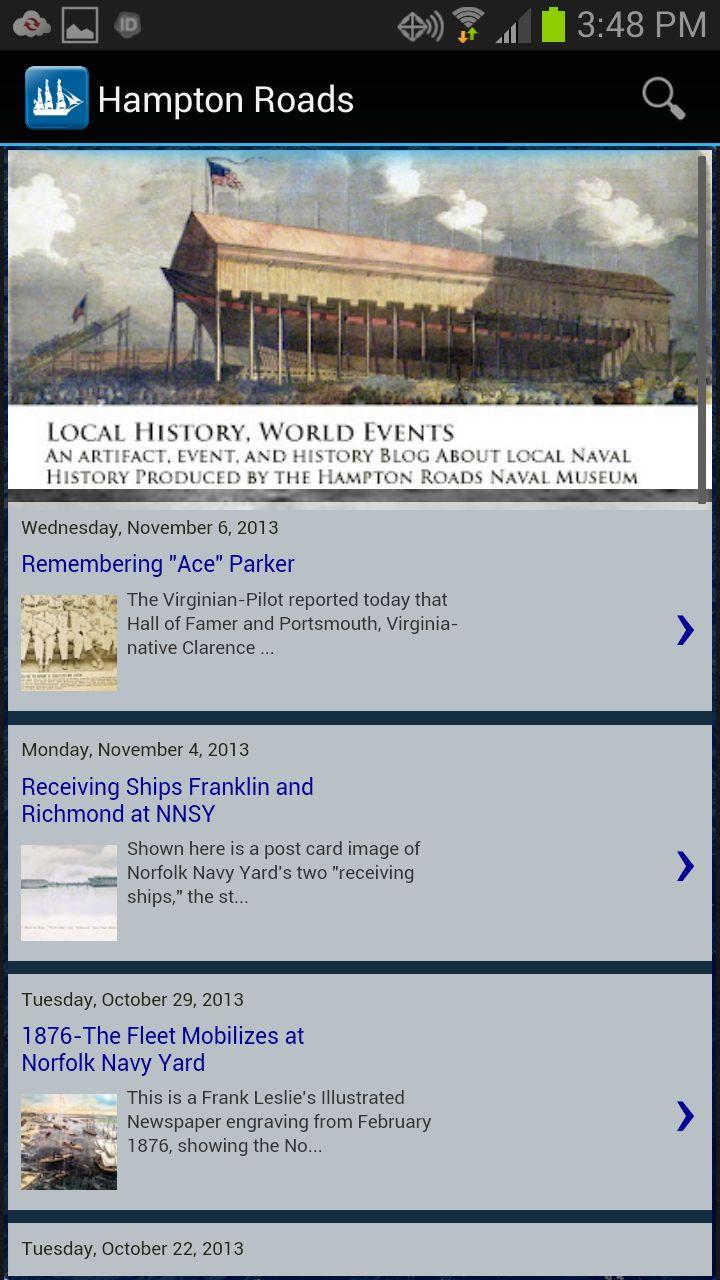 Hampton Roads Naval Museum