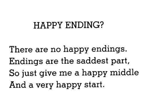 shel silverstein - i guess i will have to settle for a happy middle and very happy last third. TT