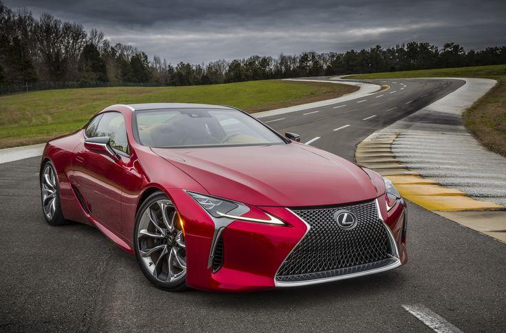 The 100,000 Lexus LC 500 Is The Most Badass Lexus Since