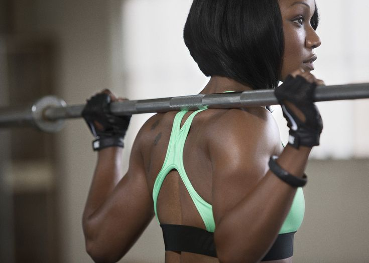 Nike Training Club:  Carmelita Jeter's 15 minute HIT (High Intensity Training) Workout
