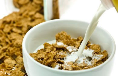 Top 10 Healthy Cereals You Should Be Eating. Interesting to see what made the list!