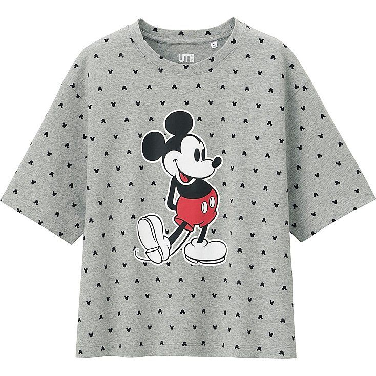 WOMEN DISNEY PROJECT SHORT SLEEVE GRAPHIC T-SHIRT | UNIQLO