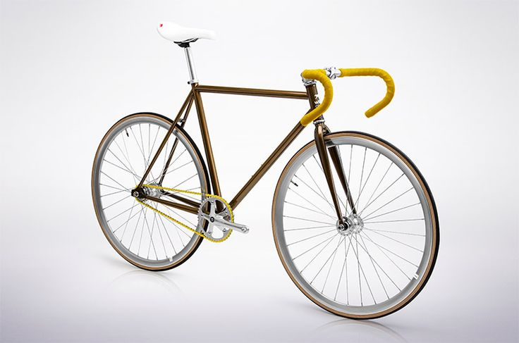 BERLIN from 429€ AN INDEPENDENT SPIRIT WITH A DISTINCTIVE TASTE, MAKES NO ROOM FOR CONVENTIONS AND NORMS Wlkie Cycles - Top quality single speed & fixed gear bicycles.