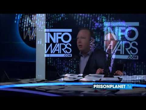 Alex Jones : Borders & GMO News - 2016