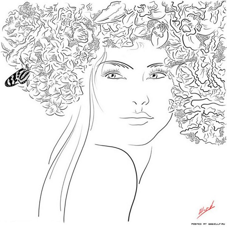 Sleeping Beauty coloring pages for kids, printable free