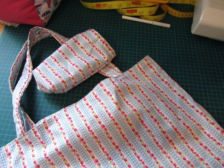 fold away tote bag