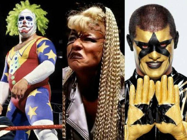 Doink the Clown, Luna Vachon, Stardust