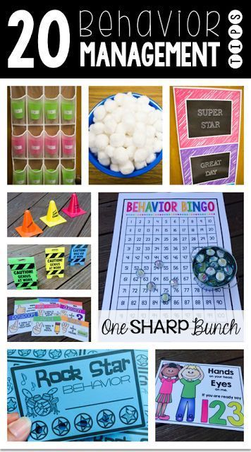 This post is loaded with 30 classroom management ideas for the Kindergarten, primary and elementary classroom!  Classroom management tips and tricks for whole brain teaching, alternative seating, bucket fillers, and so much MORE, including a behavior bingo freebie.