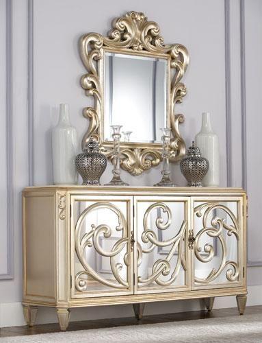 mirror furniture | mirrored furniture – vintage mirrored furniture – antique mirrored ...