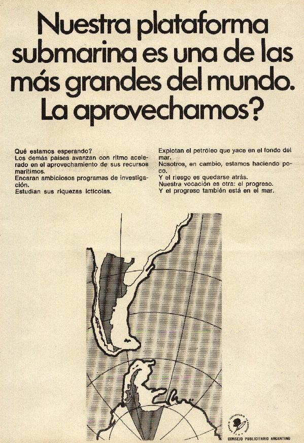 """""""Creación de Conciencia Marítima""""-1969"""