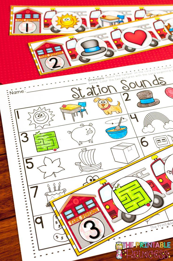Worksheet Kindergarten Enrichment Activities 46 best fire safety images on pinterest week activities and centers for kindergarten