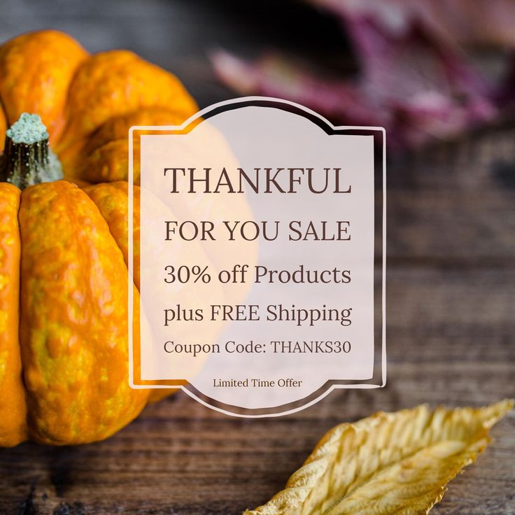 Exclusive Thanksgiving Offer for our Followers. 30% OFF all brain health products Plus FREE Shipping! Use Code: THANKS30   Limited Time Offer #thanksgivingweek #blackfriday #cybermonday #free