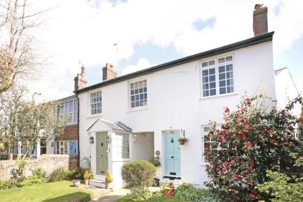 Ditchling cottage