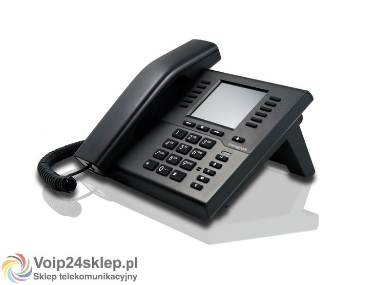 Telefon przewodowy VoIP innovaphone IP112 #voip24sklep.pl