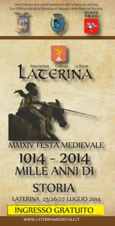 Italia Medievale: Festa Medievale di Laterina (AR)