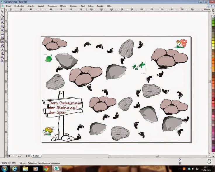 Eulenblick mal!: Dem Geheimnis der Steine auf der Spur