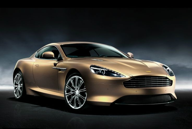 Aston Martin Virage Dragon 88 Limited Edition