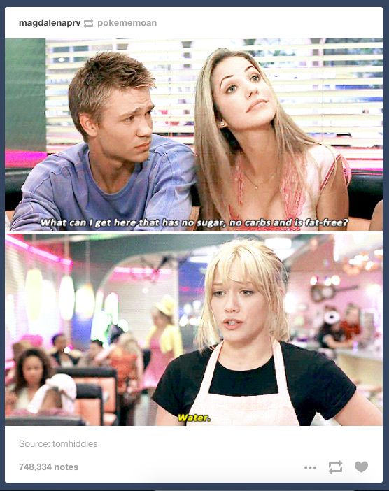 Hillary Duff is my fave