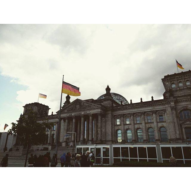 #Bundestag #Berlin #latergram by mvan_elten