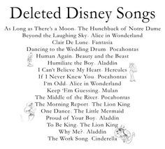 songs disney songs disney song lyrics disney