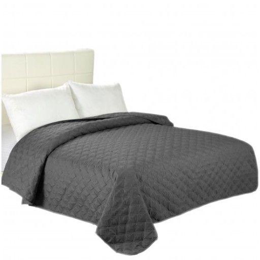 Narzuta Na łóżko Poliester 200x220 Sypialnia Bed Home