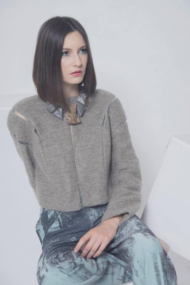 Ana Marchetanu Solitude FW2014