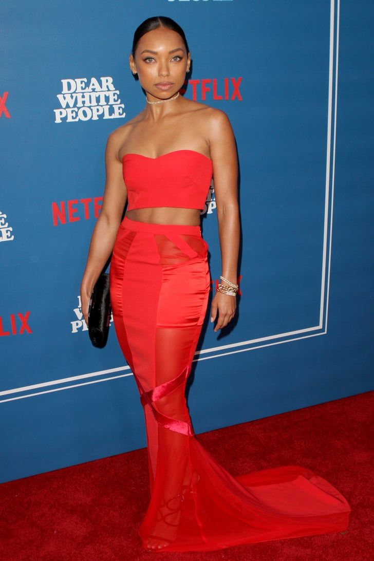 Dear Everyone: Can We Just Take a Moment to Appreciate How Hot Logan Browning Is? | Logan ...