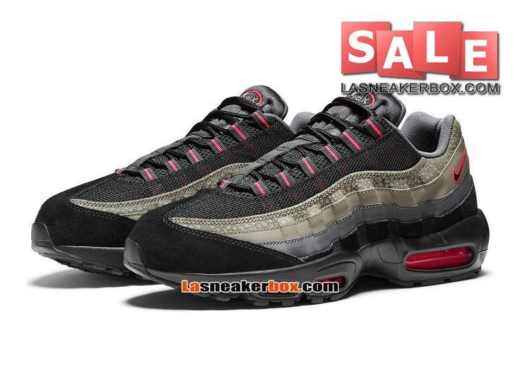 """Nike Air Max 95 Premium """"Safari"""" - Nike Sportswear Chaussure Pas Cher Pour Homme"""