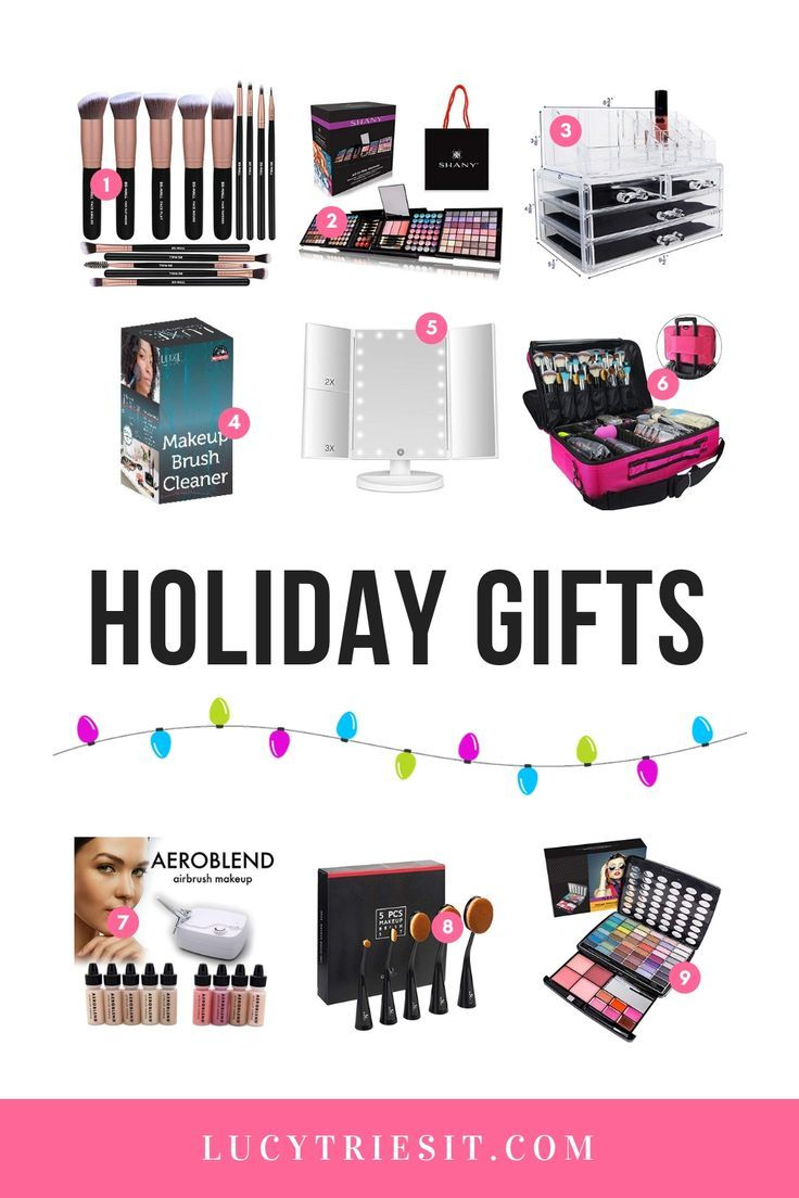 21 Amazing Gift Ideas For Makeup Lovers Best Ever Makeup Gift Ideas Gifts For Makeup Lovers Makeup Gift Makeup Lover