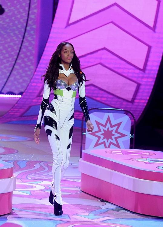 El desfile de Victoria's Secret 2012: el espectáculo de los ángeles de la lencería