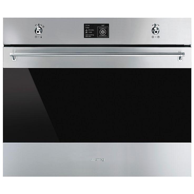 90L capacity, 17 oven functions, 50 SmartSense plus auto menus, thermoseal…