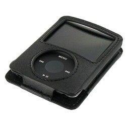 Protection cuir iPod Nano 3 sur http://www.etui-iphone.com/ rubirque #ipod #nano