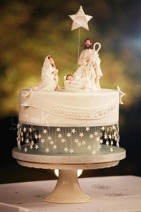 Stretching the jolly season with my niece Samara and nephew Mathu - by CakeCanvas @ CakesDecor.com - cake decorating website