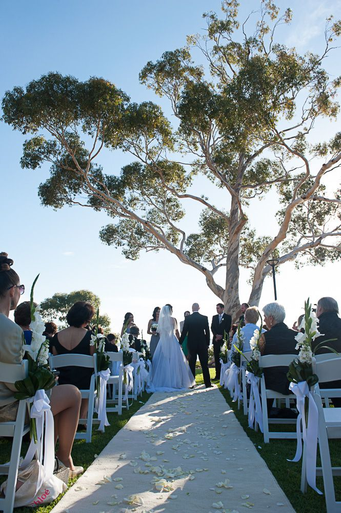 Ceremony at Heathcote Photo courtesy of James Schokman